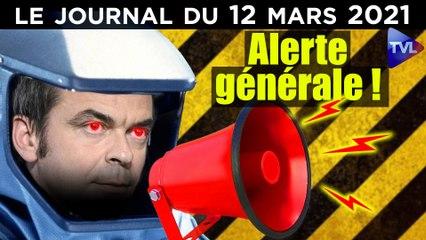 Covid-19 : Les misères de Véran - JT du vendredi 12 mars 2021