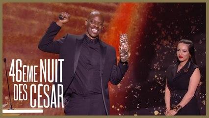 Jean-Pascal Zadi remporte le césar du meilleur espoir masculin - César 2021