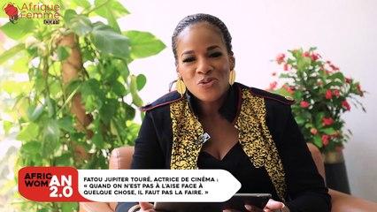 """Fatou Jupiter Touré, actrice de cinéma : «Quand on n'est pas à l'aise face à quelque chose, il faut pas le faire."""""""