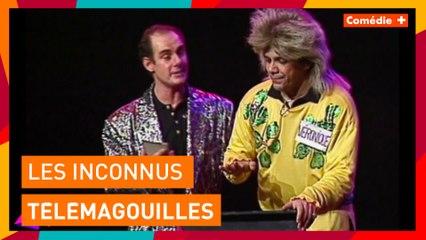 Les Inconnus - Télémagouilles - Comédie+