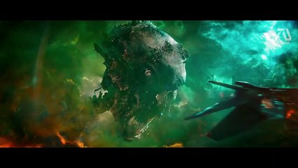 106.Guardians of the Galaxy Vol 1 Trailer (AQUAMAN Style)