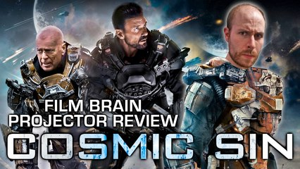 Projector: Cosmic Sin (REVIEW)