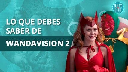WandaVision: Todo lo que sabemos de la segunda temporada de la serie | WandaVision: Everything we know about second season.