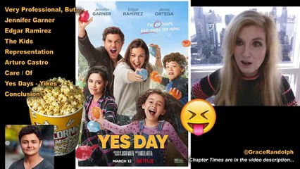 Yes Day REVIEW - Netflix 2021 Jennifer Garner