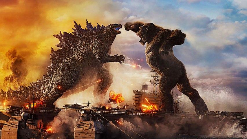 "Godzilla vs. Kong with Alexander Skarsgård and Millie Bobby Brown – Official ""Home"" Trailer"