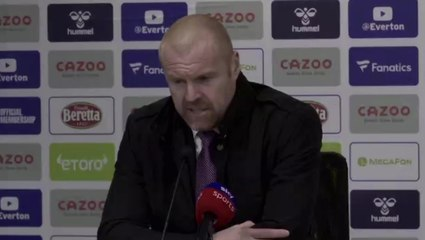Dyche on Burnley's 2-1 Everton win