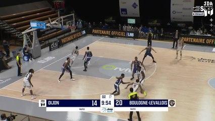 Dijon Highlights vs. Boulogne-Levallois