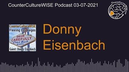 03-07 — Guest Donny Eisenbach