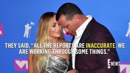 Jennifer Lopez & Alex Rodriguez Break Silence About Relationship Status