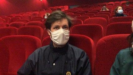«Merci de votre soutien, le cinéma est essentiel»