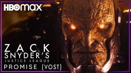Zack Snyder's Justice League - Promise Trailer [VOSTFR]