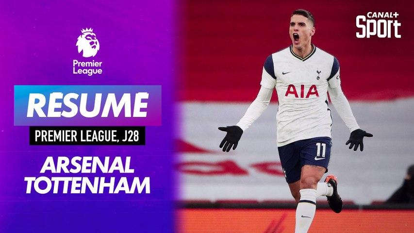 Le résumé d'Arsenal / Tottenham en VO - Premier League J28