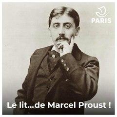 """Le """"Musée Carnavalet - Histoire de Paris"""" va bientôt réouvrir - installation de la chambre de Proust"""