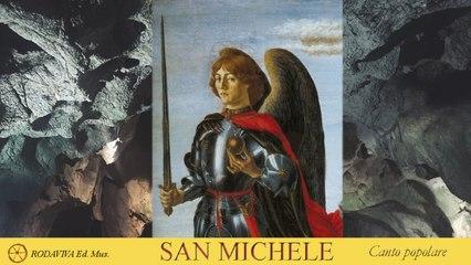Francesco Mingucci - SAN MICHELE - canto popolare