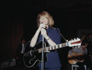 Françoise Hardy a annoncé qu'elle ne chantera plus
