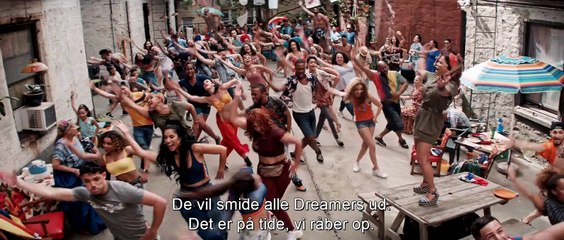 In The Heights Film Trailer
