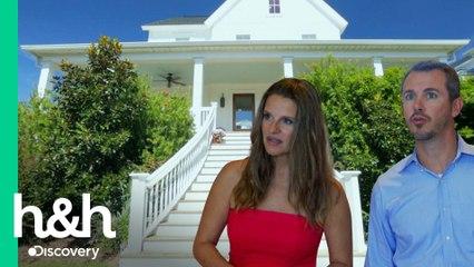 Desisten de comprar esta casa por ser ¡muy alta!  | Nuestro hogar en la isla | Discovery H&H