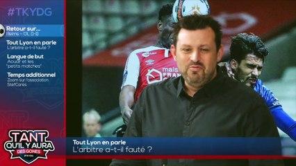 OL, Reims, arbitrage, Aouar, PSG : TKYDG avec Romain Poirot (StefCares)