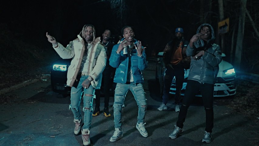 Lil Durk - Finesse Out The Gang Way