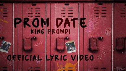 King Promdi - Prom Date