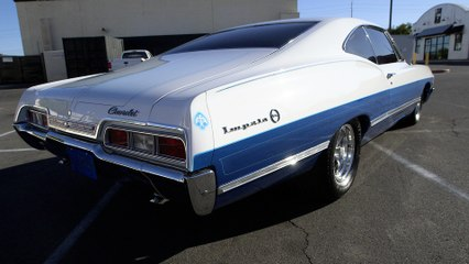 Counting Cars: Danny's JUICED-UP Chevy Impala Turns Heads