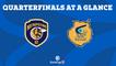 Series breakdown: Boulogne Metropolitans 92 vs. Herbalife Gran Canaria