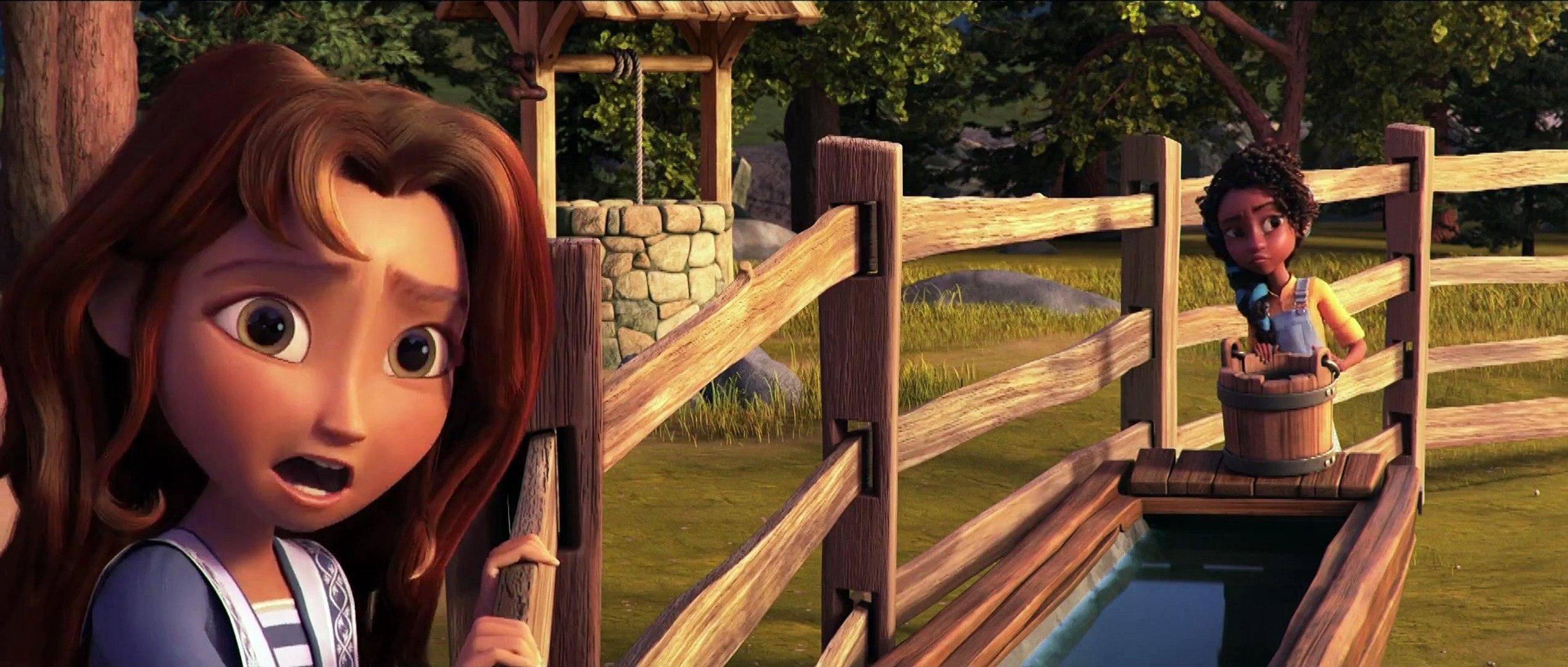 Spirit Untamed Movie Trailer - Wildest Dreams - video Dailymotion