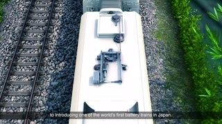 Hitachi Rail: zero-emission plan for Scotland