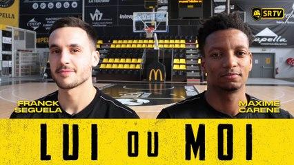 LUI OU MOI avec Franck Seguela et Maxime Carene