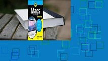 About For Books  Macs for Seniors for Dummies  For Online