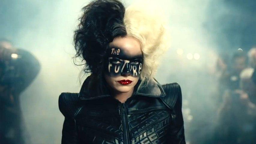 "Disney's Cruella with Emma Stone  - Official ""Queen of Mean"" Trailer"