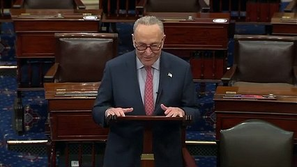 Schumer- Republicans don't care about the poor