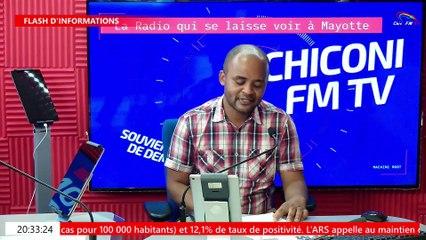 CHICONI FM TV - La revue de l'actualité du 16 mars 2021