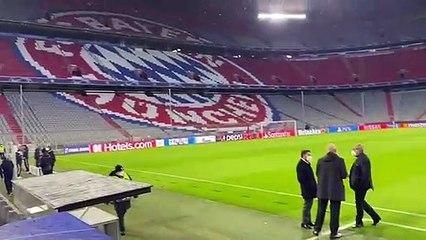 Bayern - Monaco, il walk-around all'Allianz Arena