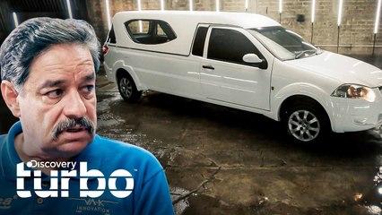 Diseño y construcción de moderna carroza fúnebre | Mexicánicos | Discovery Turbo