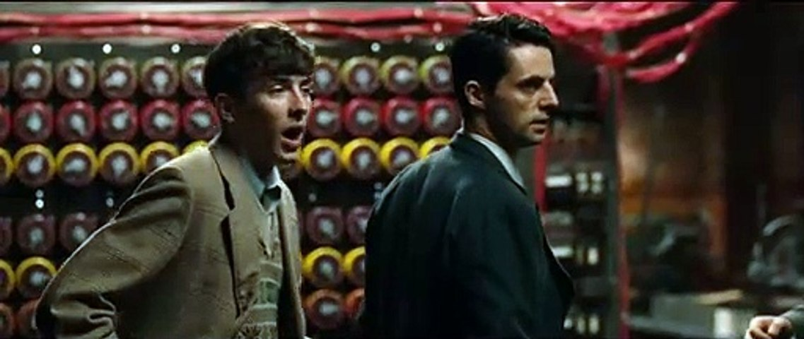 THE IMITATION GAME Movie Clip - Breaking the Enigma Code