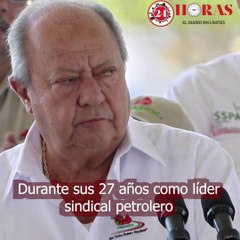 La vida de lujo y  de excesos de Romero Deschamps, el poderoso líder sindical de  Pemex