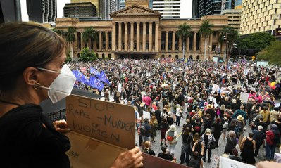 Thousands attend #March4Justice rallies across Australia