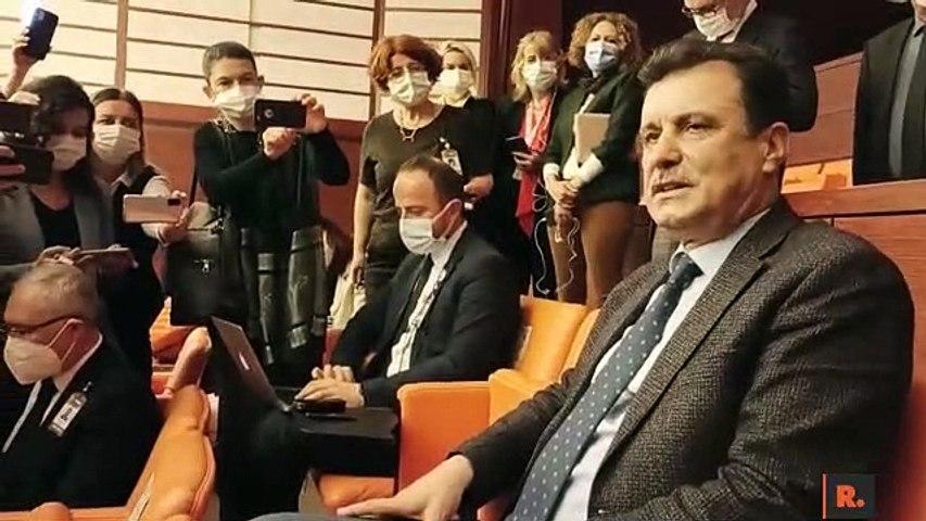Gergerlioğlu kararı: TBMM'de eski AK Partili vekilden protesto