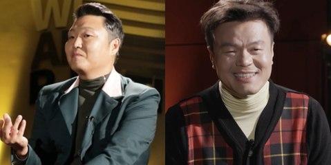 Bahas Definisi 'K-Pop', Netizen Dukung Pernyataan PSY dan Kritik Park Jin Young