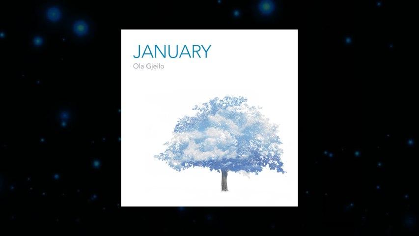 Ola Gjeilo - January