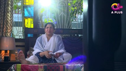 Mujhay Beta Chahiye - Episode 8 | Aplus Dramas | Sabreen Hisbani, Shahood Alvi, Aiza Awan