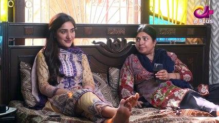 Mujhay Beta Chahiye - Episode 10 | Aplus Dramas | Sabreen Hisbani, Shahood Alvi, Aiza Awan