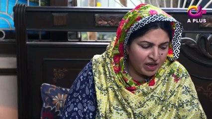 Mujhay Beta Chahiye - Episode 11 | Aplus Dramas | Sabreen Hisbani, Shahood Alvi, Aiza Awan