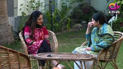Mujhay Beta Chahiye - Episode 14 | Aplus Dramas | Sabreen Hisbani, Shahood Alvi, Aiza Awan
