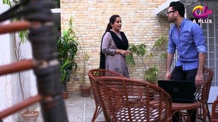 Mujhay Beta Chahiye - Episode 17 | Aplus Dramas | Sabreen Hisbani, Shahood Alvi, Aiza Awan