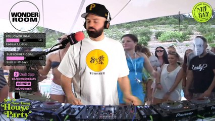 DJ Wonder  - Dim Mak House Party - 3-12-21