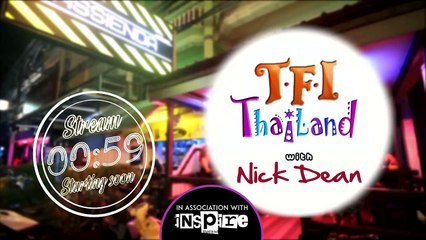 St Patricks Day in Pattaya - LIVE stream