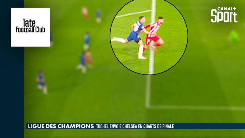 Chelsea / Atlético Madrid : erreur manifeste de l'arbitrage ?