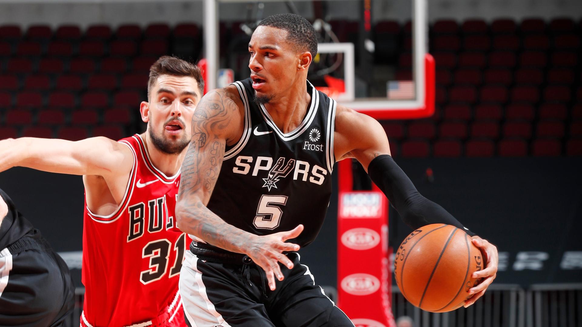 NBA - Poeltl et les Spurs terminent très fort !